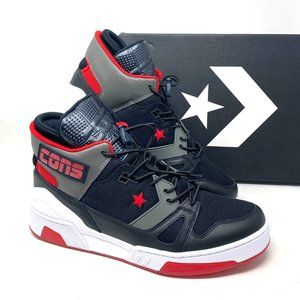 Converse ERX 260 MID Leather Canvas Black Red M